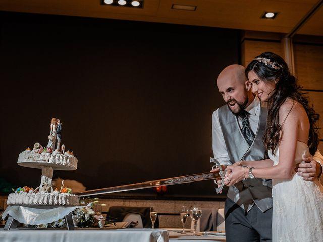 La boda de Nacho y Cristina en Granada, Granada 49