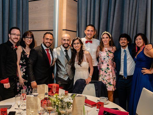 La boda de Nacho y Cristina en Granada, Granada 54