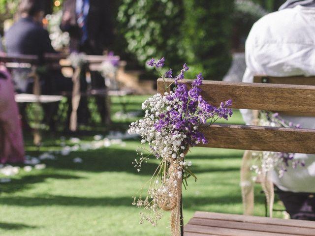 La boda de Santi y Marisa en Caldes De Montbui, Barcelona 6