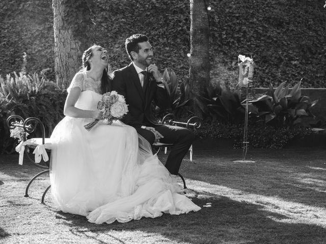La boda de Santi y Marisa en Caldes De Montbui, Barcelona 2