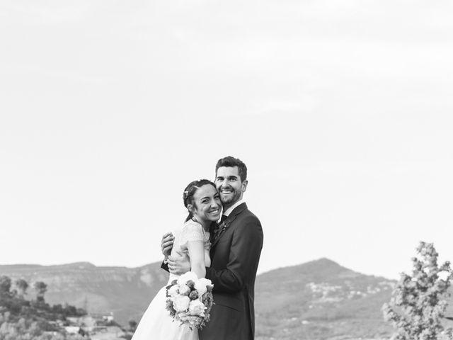 La boda de Santi y Marisa en Caldes De Montbui, Barcelona 11