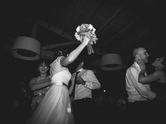 La boda de Santi y Marisa en Caldes De Montbui, Barcelona 15