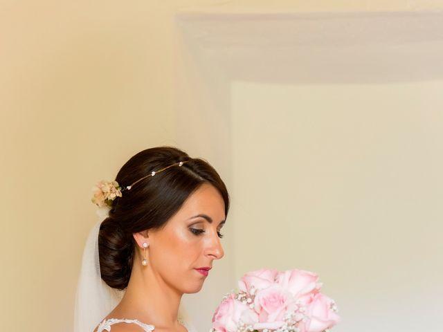 La boda de Daniel y Lidia en Málaga, Málaga 13