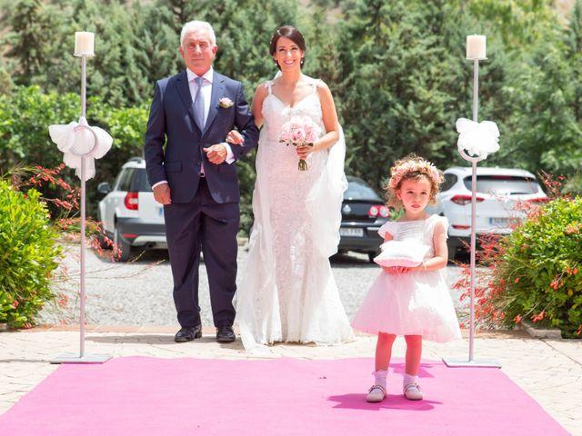 La boda de Daniel y Lidia en Málaga, Málaga 17