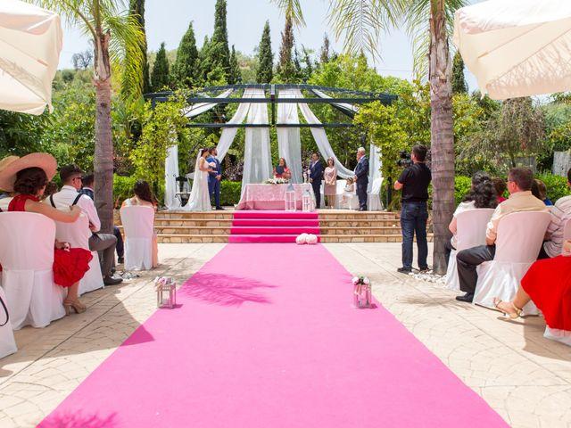 La boda de Daniel y Lidia en Málaga, Málaga 18