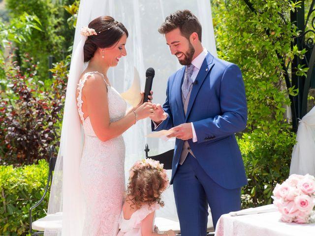 La boda de Daniel y Lidia en Málaga, Málaga 19