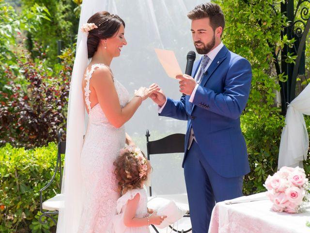 La boda de Daniel y Lidia en Málaga, Málaga 20