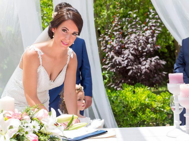 La boda de Daniel y Lidia en Málaga, Málaga 21