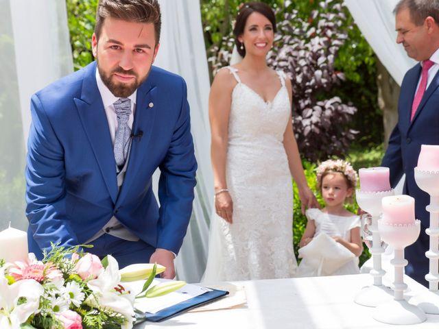 La boda de Daniel y Lidia en Málaga, Málaga 22