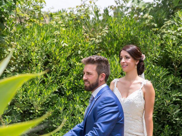 La boda de Daniel y Lidia en Málaga, Málaga 24