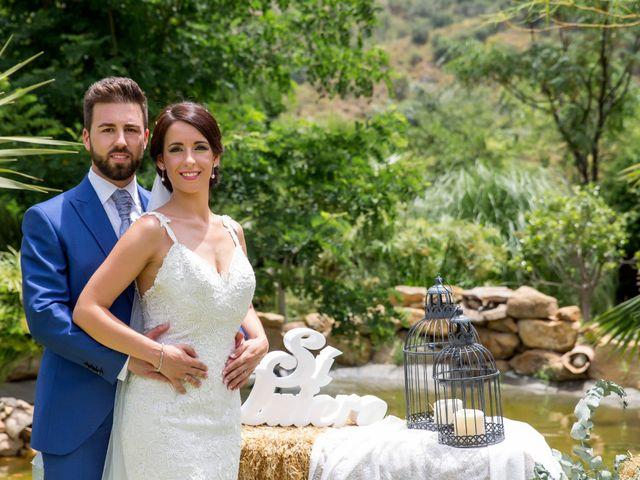 La boda de Daniel y Lidia en Málaga, Málaga 25