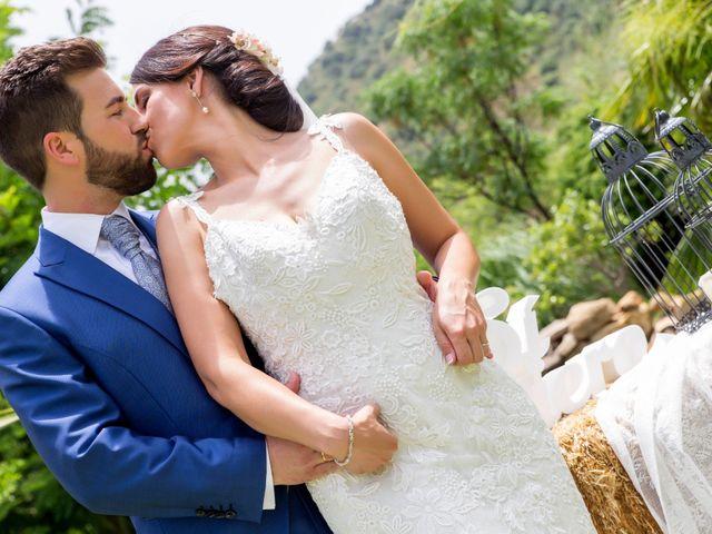 La boda de Daniel y Lidia en Málaga, Málaga 26