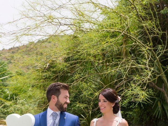 La boda de Daniel y Lidia en Málaga, Málaga 27