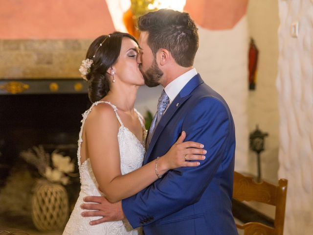 La boda de Daniel y Lidia en Málaga, Málaga 34