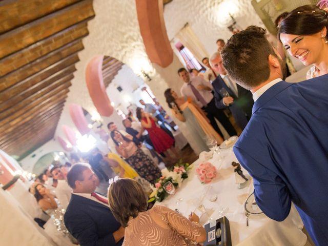 La boda de Daniel y Lidia en Málaga, Málaga 35
