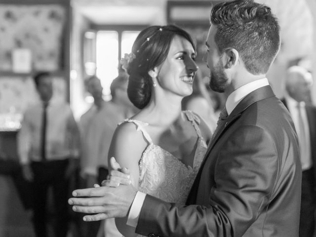 La boda de Daniel y Lidia en Málaga, Málaga 36