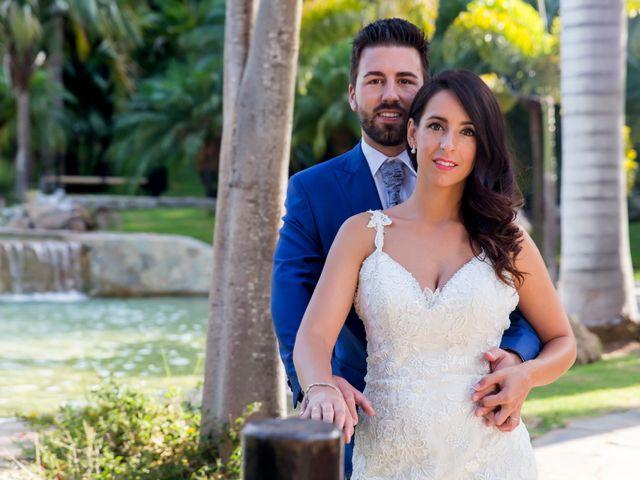 La boda de Daniel y Lidia en Málaga, Málaga 37