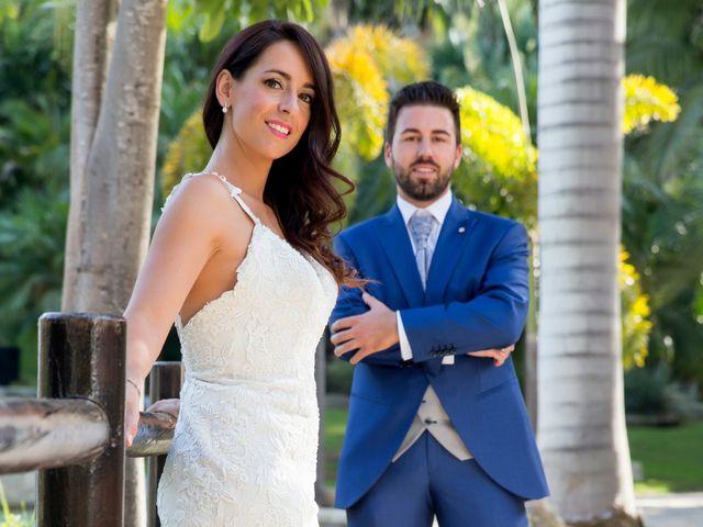 La boda de Daniel y Lidia en Málaga, Málaga 39