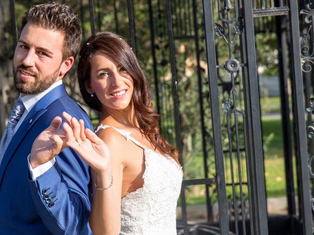 La boda de Daniel y Lidia en Málaga, Málaga 43