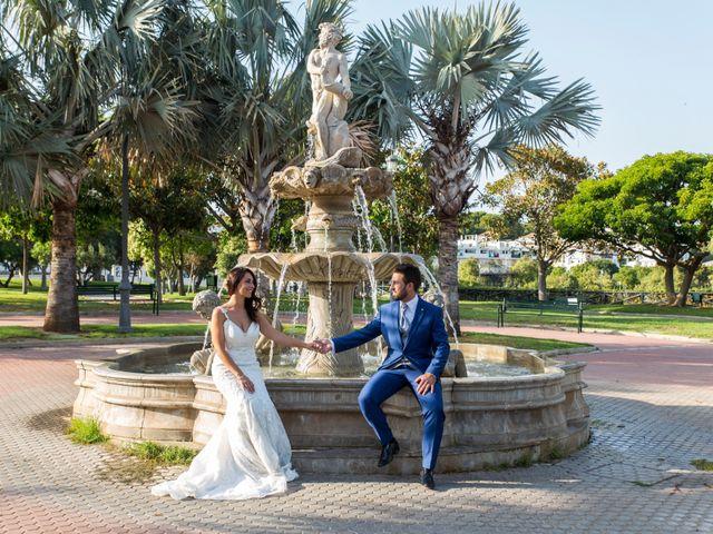 La boda de Daniel y Lidia en Málaga, Málaga 44