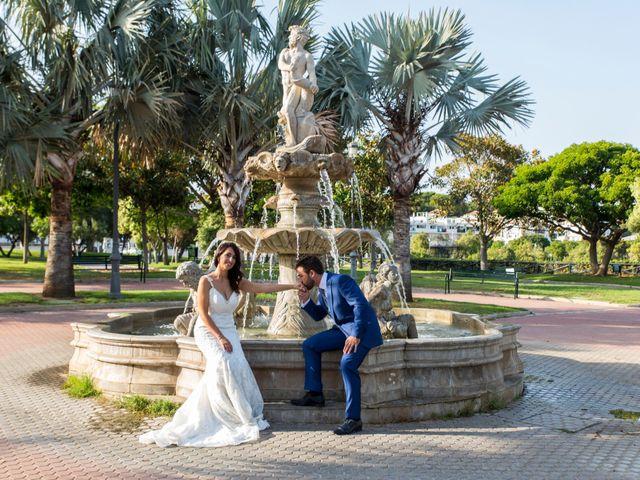 La boda de Daniel y Lidia en Málaga, Málaga 45
