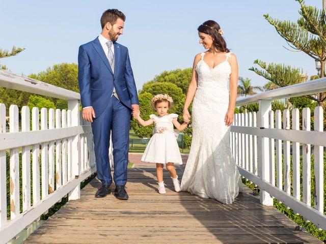 La boda de Daniel y Lidia en Málaga, Málaga 47