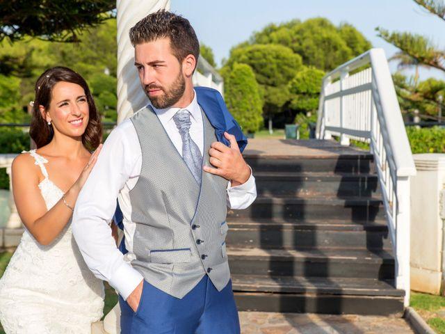 La boda de Daniel y Lidia en Málaga, Málaga 48