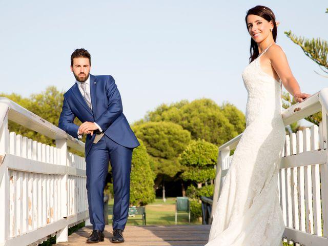 La boda de Daniel y Lidia en Málaga, Málaga 52