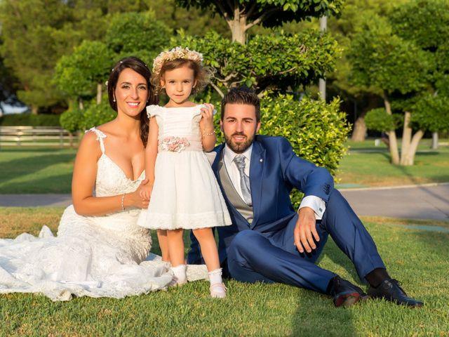 La boda de Daniel y Lidia en Málaga, Málaga 54