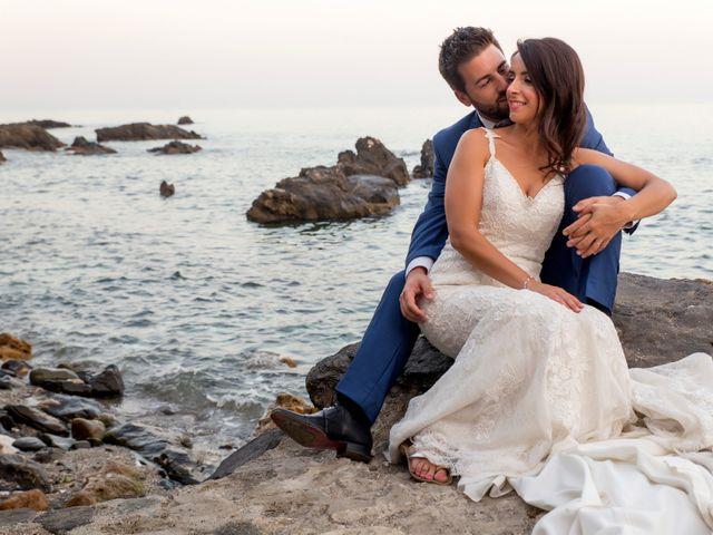 La boda de Daniel y Lidia en Málaga, Málaga 56
