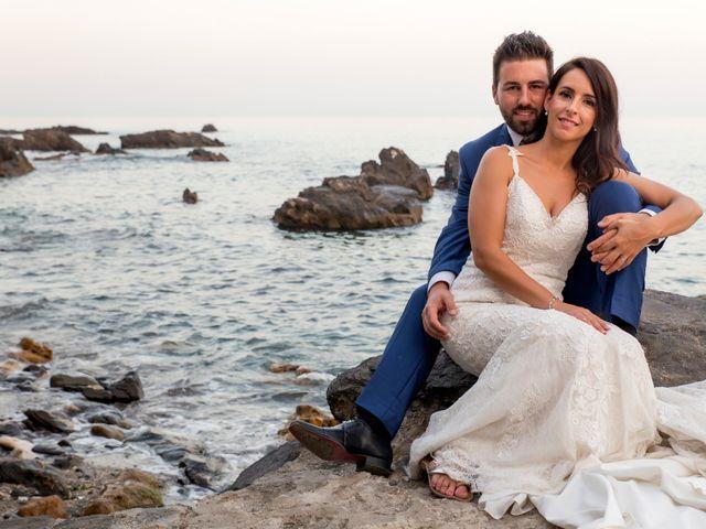 La boda de Daniel y Lidia en Málaga, Málaga 57