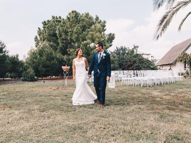 La boda de Agus y Lydia en Catarroja, Valencia 6