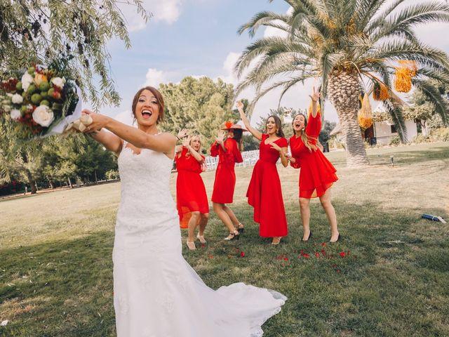 La boda de Agus y Lydia en Catarroja, Valencia 8