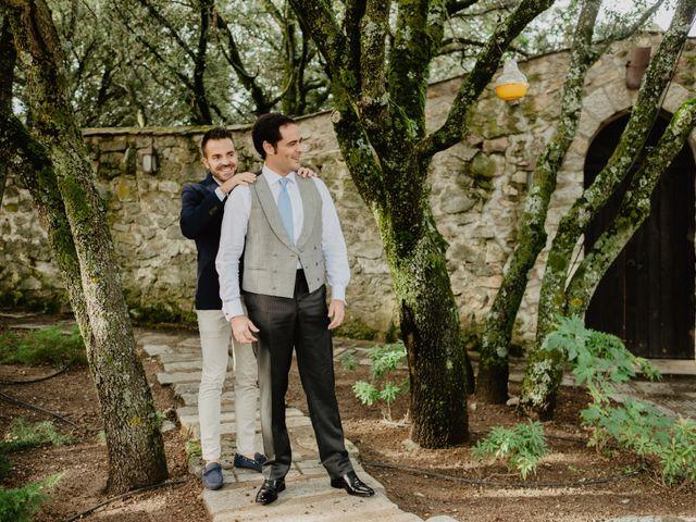 La boda de Germán y Irene en Madrid, Madrid 7
