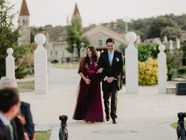 La boda de Germán y Irene en Madrid, Madrid 54