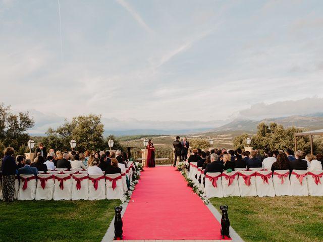 La boda de Germán y Irene en Madrid, Madrid 59