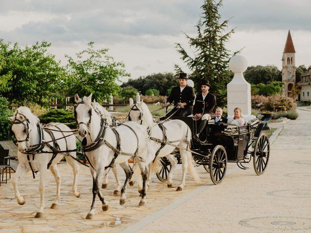 La boda de Germán y Irene en Madrid, Madrid 61