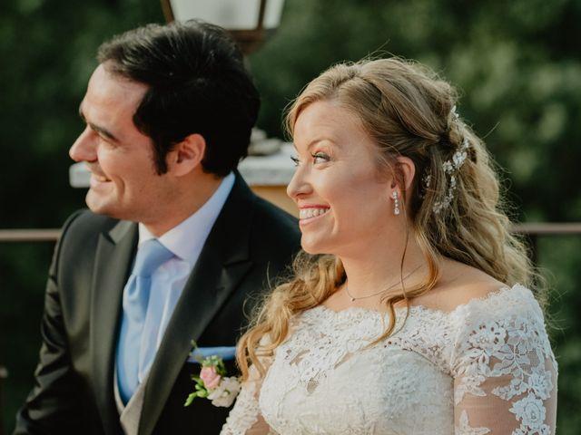 La boda de Germán y Irene en Madrid, Madrid 71