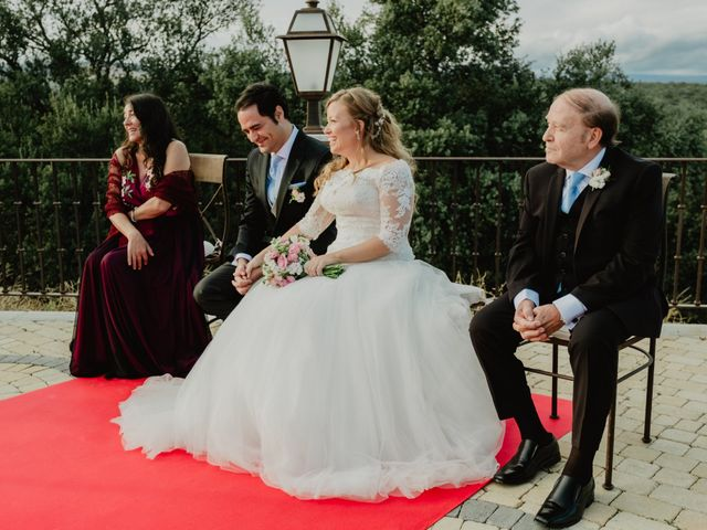 La boda de Germán y Irene en Madrid, Madrid 72