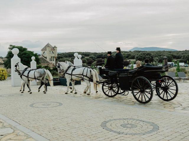 La boda de Germán y Irene en Madrid, Madrid 87