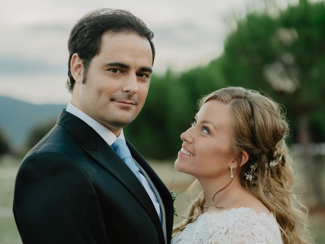 La boda de Germán y Irene en Madrid, Madrid 91