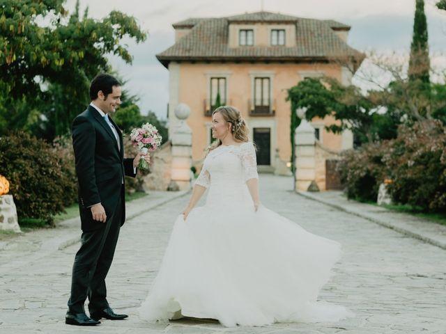 La boda de Germán y Irene en Madrid, Madrid 93