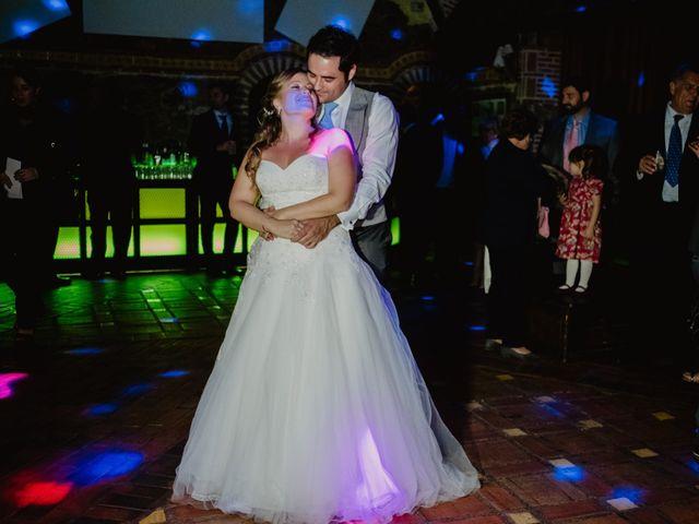 La boda de Germán y Irene en Madrid, Madrid 121