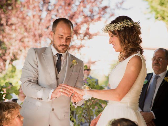 La boda de Marga y Pablo