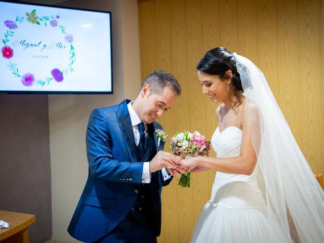La boda de Miguel y Mar en Barcelona, Barcelona 21