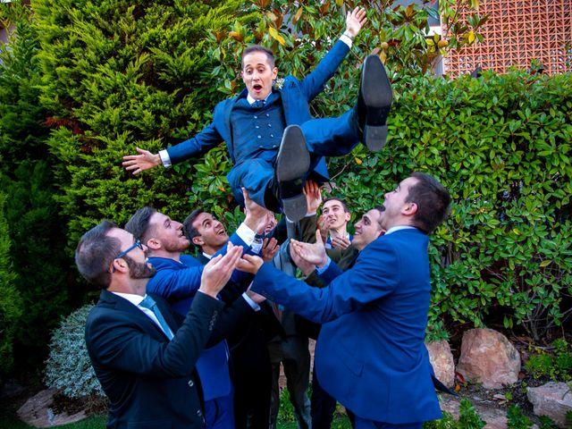 La boda de Miguel y Mar en Barcelona, Barcelona 1