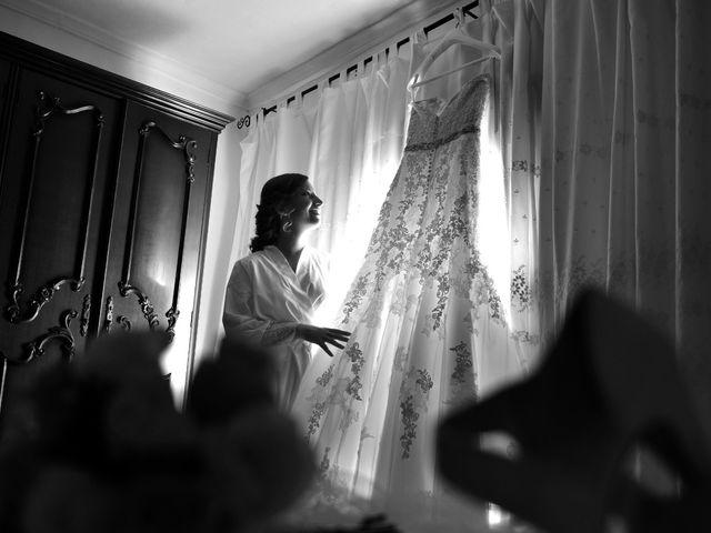 La boda de Fran y MariCarmen en Tolox, Málaga 3
