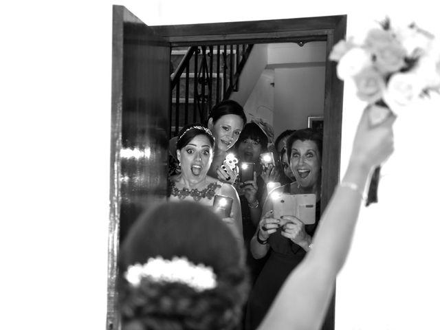 La boda de Fran y MariCarmen en Tolox, Málaga 4