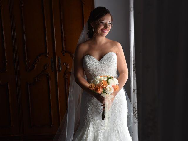 La boda de Fran y MariCarmen en Tolox, Málaga 5