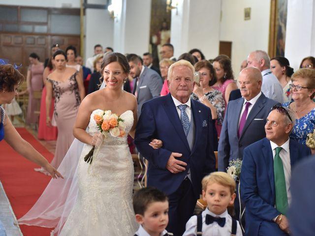 La boda de Fran y MariCarmen en Tolox, Málaga 6